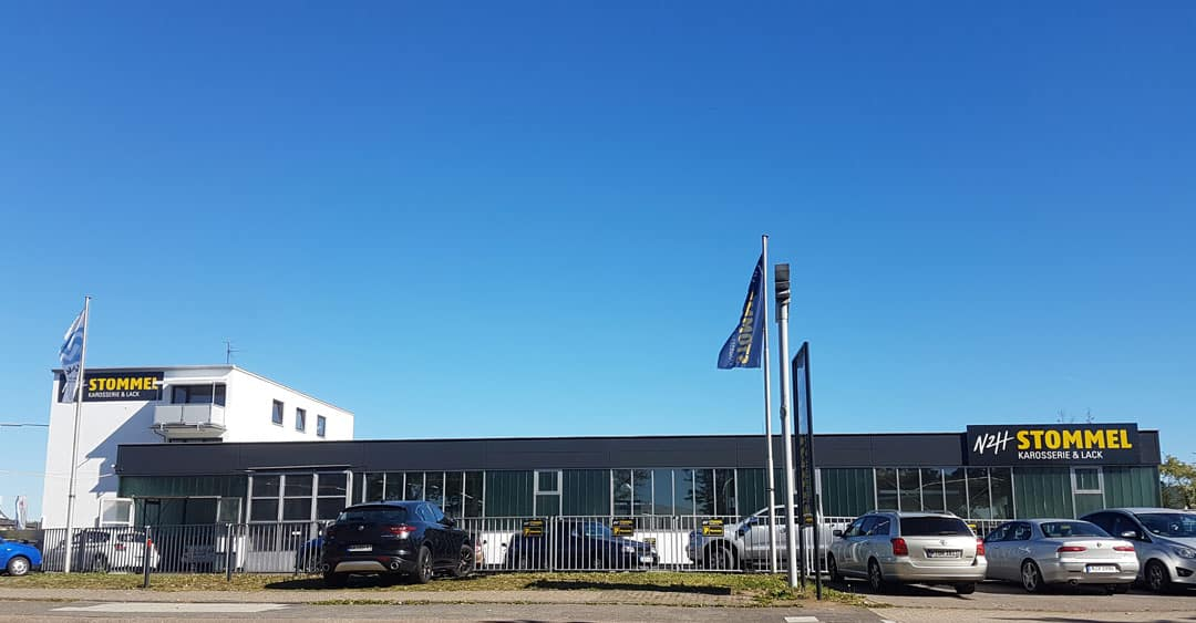 "Aus ""A. Stommel"" wird N²H Stommel GmbH"